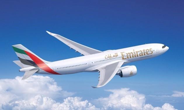 Hetven új Airbust vásárol az Emirates