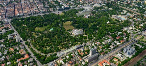 Liget Budapest - Azt ígérik, nő a zöldfelület a Városligetben