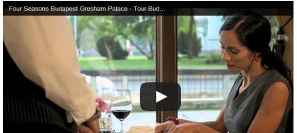 Budapest útikalauz a Four Seasons Hotel Gresham Palotától