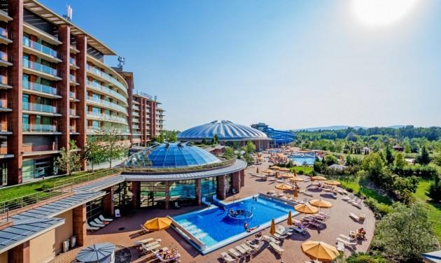 Változások az Aquaworld Resort Budapest élén