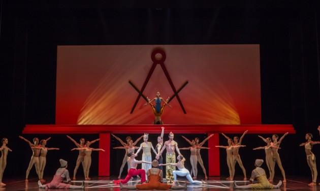 Béjart Ballet Lausanne: A varázsfuvola július 28-án a Margitszigeti Szabadtéri Színpadon