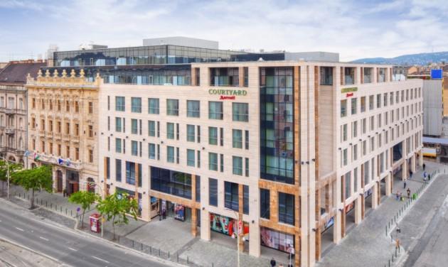 Két Marriott szállodával bővül a CPI Hotels portfóliója