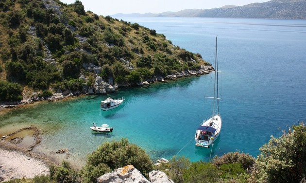 Nem voltak júliusban tömegek a horvát tengerparton