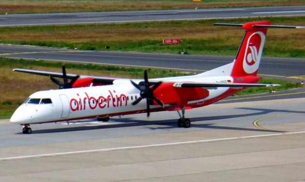 Veszteséggel zárta első negyedévét az Air Berlin