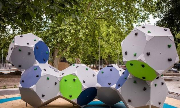Multifunkciós sportpályákkal és promenáddal is gyarapodik a Városliget