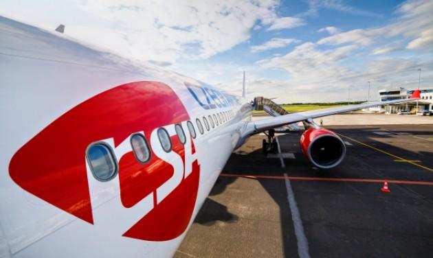 Új árstruktúra a cseh légitársaságnál