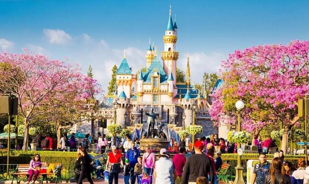 Disney-parkok vetélkedője
