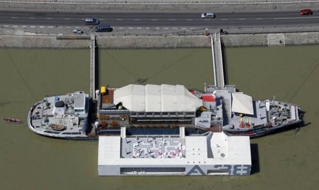 Floating Boutikkal búcsúzik a nyártól az A38