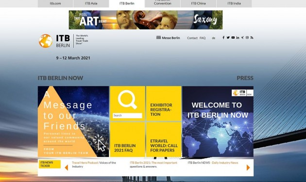 Péntekig lehet jelentkezni a virtuális ITB Berlin szakvásárra