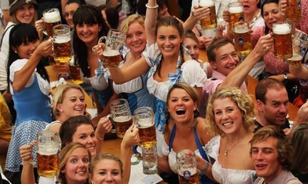 Több mint száz féle sörrel nyit az első magyar Oktoberfest
