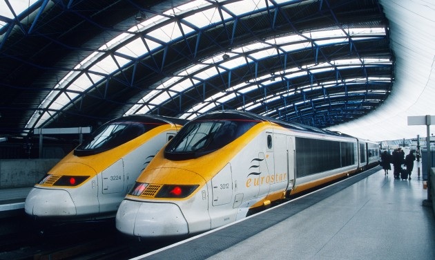Iratellenőrzés a Thalys és Eurostar vonatokon