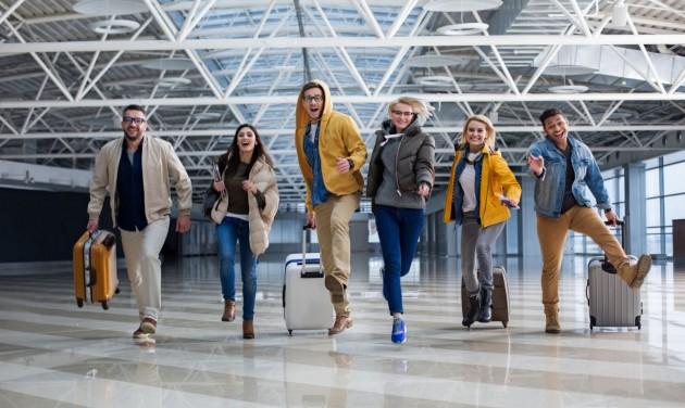 KSH: Ausztriába, Szlovákiába és Ukrajnába utaztak legtöbben az első negyedévben