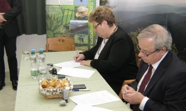 A Bükki Nemzeti Park is támogatja az egri EKF programot