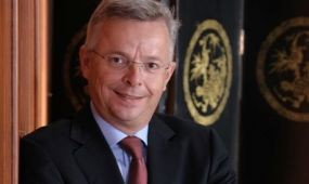 Stephan Interthal a Kempinski Hotel Corvinus Budapest új igazgatója
