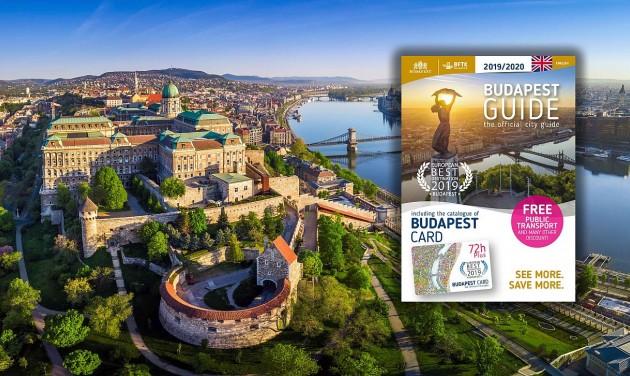 Áprilistól még több kedvezmény az új Budapest Carddal