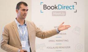 Telt házas volt a veszprémi BookDirect MeetUp