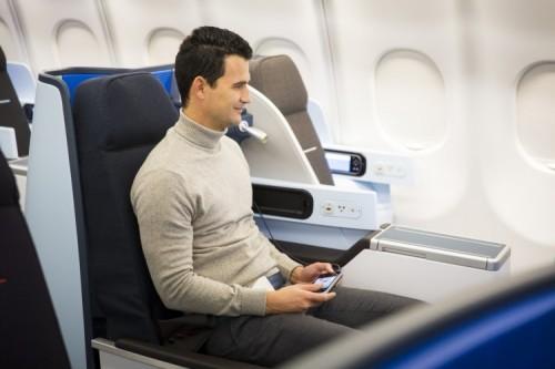 Keleti kényelem a KLM business osztályán