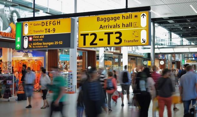 Véget ért a sztrájk a brüsszeli reptéren (frissítve)