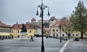 Felújították az egri történelmi belvárost