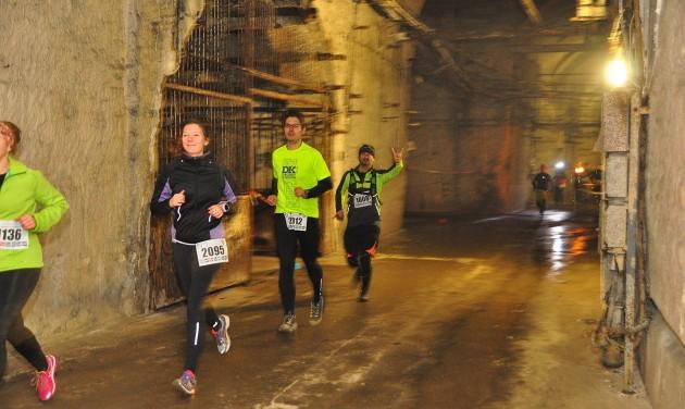 Föld alatti futóverseny és túra Kőbányán
