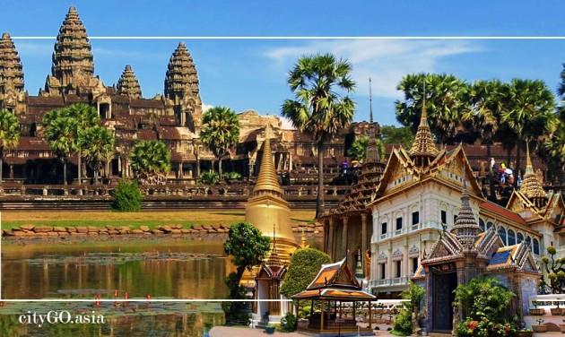Magyar utazási iroda vár Kambodzsában