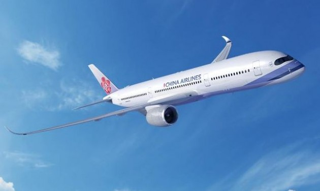 Már Vancouverbe is repül a China Airlines