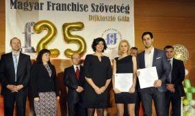 Borkereskedők lettek az év fiatal franchise vállalkozói