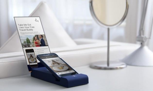 Handy - itt az új szállodai okostelefon!