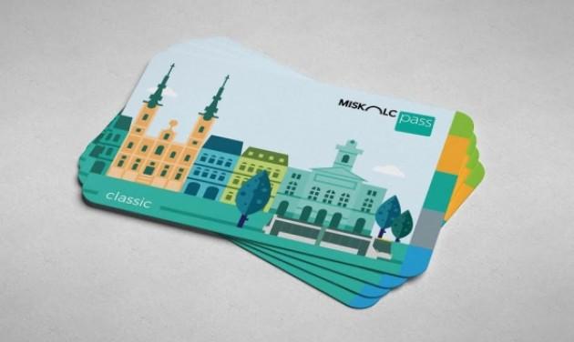 Városkártyával bővül a Miskolc Pass