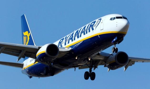 A Ryanair 700 úti célt hirdetett meg jövő télre