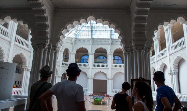 Még egy hónapig tart nyitva az Iparművészeti Múzeum