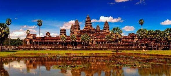 Kambodzsa a világ legjobb turisztikai célpontja