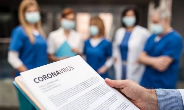 Közeledik Magyarországhoz a koronavírus