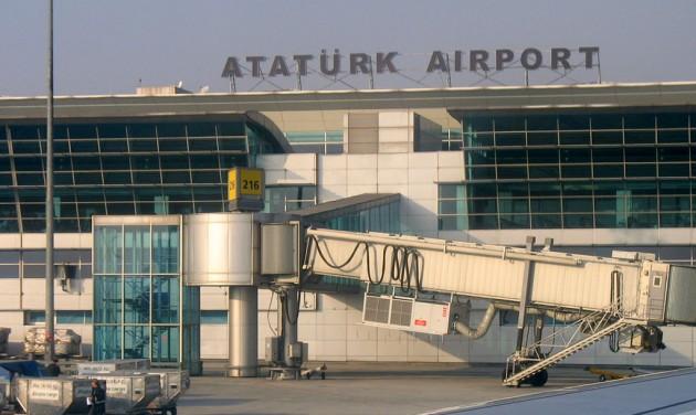 Rövidesen megnyílik az új isztambuli repülőtér