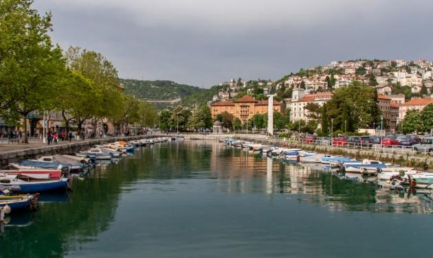 Gőzerővel készül 2020-ra Rijeka