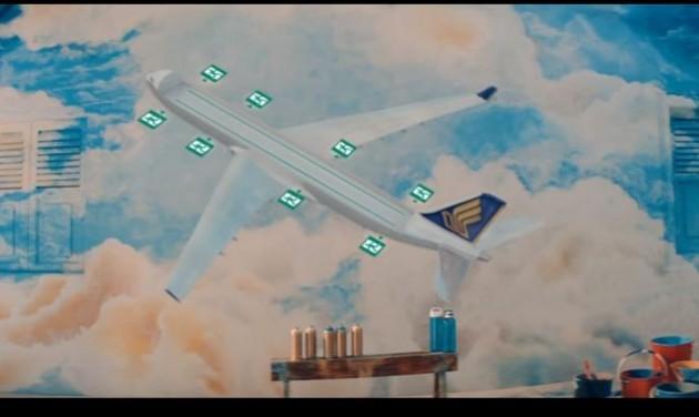 Rendhagyó biztonsági videó a Singapore Airlinestól