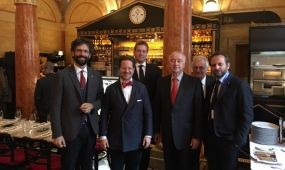 Olasz szállodások Budapesten