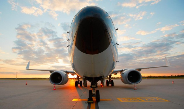 Nőtt a légi áru és utasforgalom 2016-ban