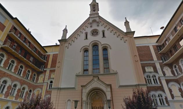 J. S. Bach összes orgonaműve  a Hold utcai református templomban