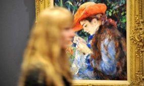 Bajban vannak a francia múzeumok