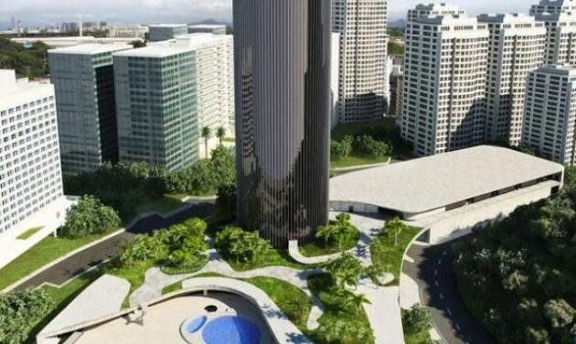 Megnyílt Rio de Janeiro ikonikus szállodája