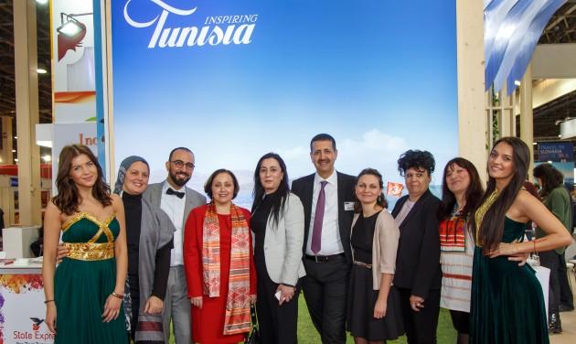 Tunézia újra lendületben