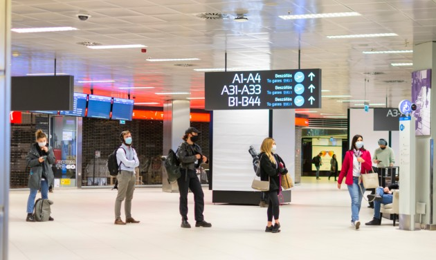 Minden nemzetközi protokollnak megfelel a Budapest Airport járványkezelése
