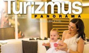 Olvasta már a novemberi Turizmus Panorámát?