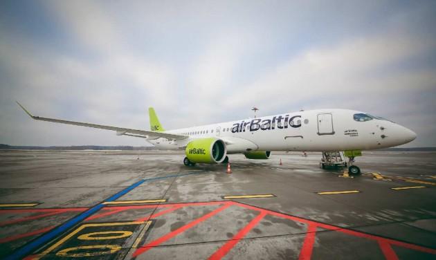 Megújul az airBaltic flottája