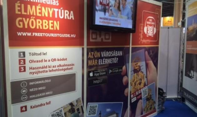 Győr és Pannonhalma is applikációt fejlesztett