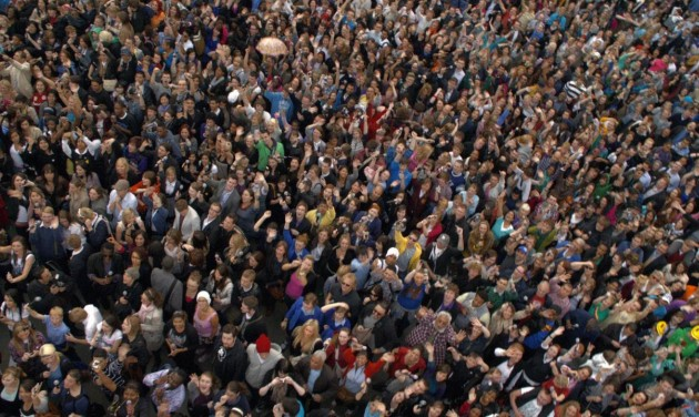 Márton-napi flashmob és lakoma a Budai Várban