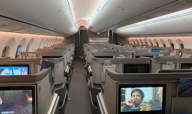 Heti négyszer repül Bécsből Tajpejbe az EVA Air Dreamlinere