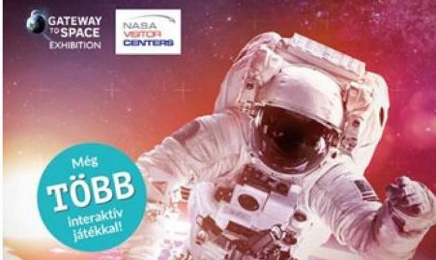 Interaktív űrkalandok a Millenárison