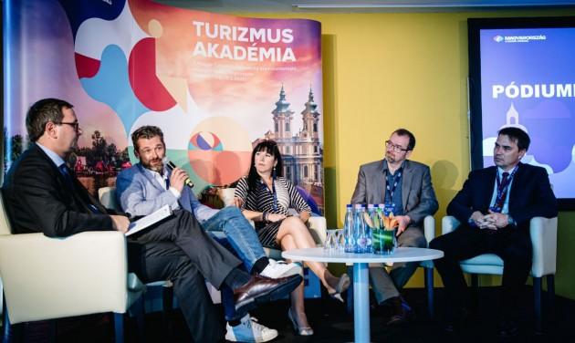 2020-ban is folytatódik a Turizmus Akadémia rendezvénysorozat